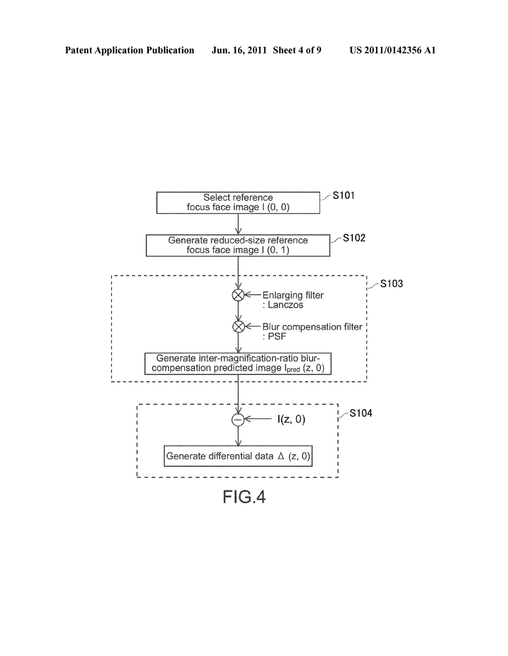 IMAGE PROCESSING METHOD AND IMAGE PROCESSING APPARATUS - diagram, schematic, and image 05