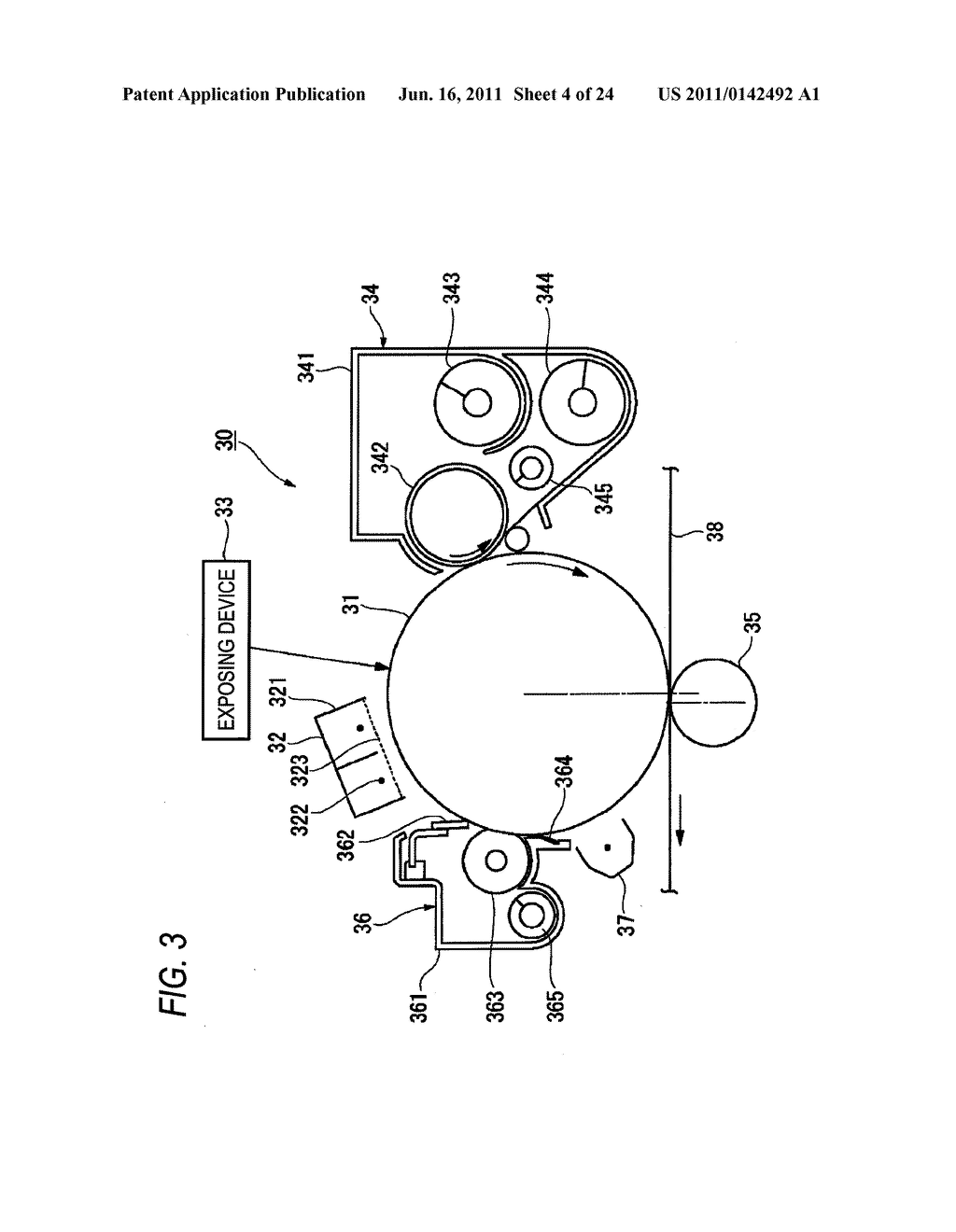 END COVER PART, METHOD OF PRODUCING THE SAME, IMAGE CARRIER, IMAGE FORMING     ASSEMBLY, AND IMAGE FORMING APPARATUS - diagram, schematic, and image 05