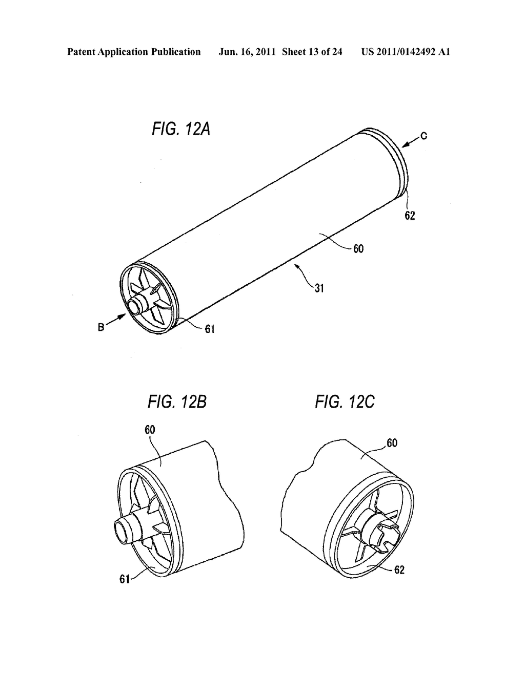 END COVER PART, METHOD OF PRODUCING THE SAME, IMAGE CARRIER, IMAGE FORMING     ASSEMBLY, AND IMAGE FORMING APPARATUS - diagram, schematic, and image 14