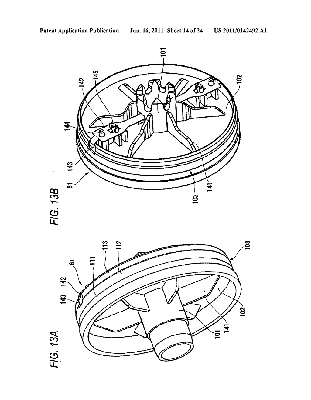 END COVER PART, METHOD OF PRODUCING THE SAME, IMAGE CARRIER, IMAGE FORMING     ASSEMBLY, AND IMAGE FORMING APPARATUS - diagram, schematic, and image 15