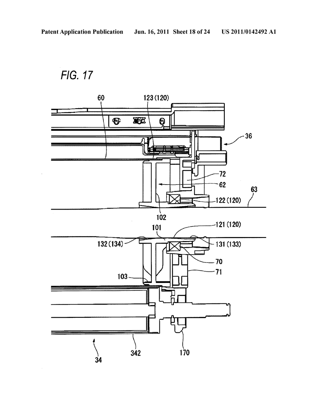 END COVER PART, METHOD OF PRODUCING THE SAME, IMAGE CARRIER, IMAGE FORMING     ASSEMBLY, AND IMAGE FORMING APPARATUS - diagram, schematic, and image 19