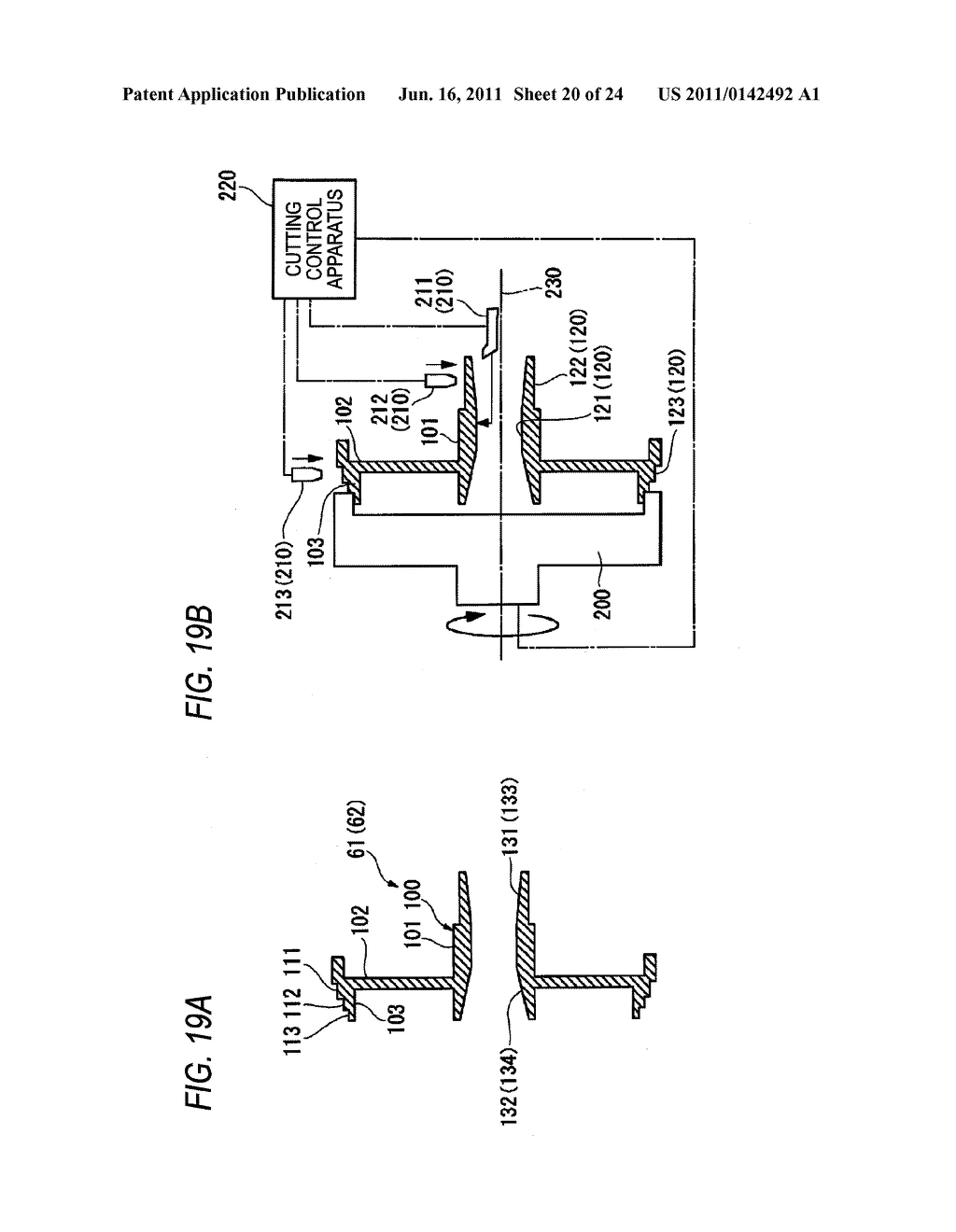END COVER PART, METHOD OF PRODUCING THE SAME, IMAGE CARRIER, IMAGE FORMING     ASSEMBLY, AND IMAGE FORMING APPARATUS - diagram, schematic, and image 21