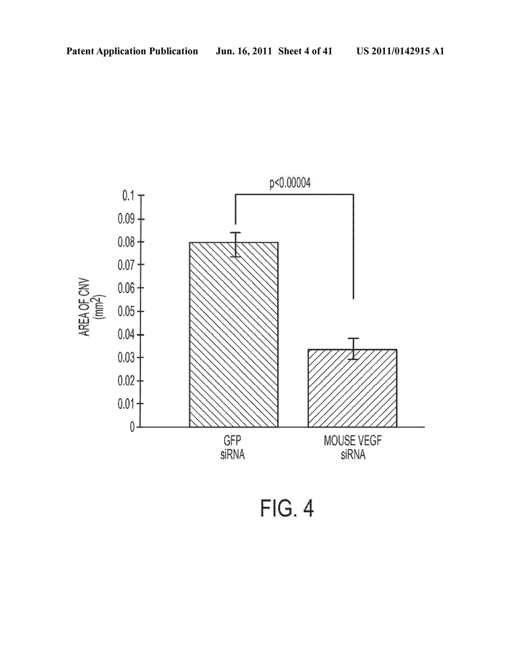 COMPOSITIONS AND METHODS FOR INHIBITION OF VEGF - diagram, schematic, and image 05