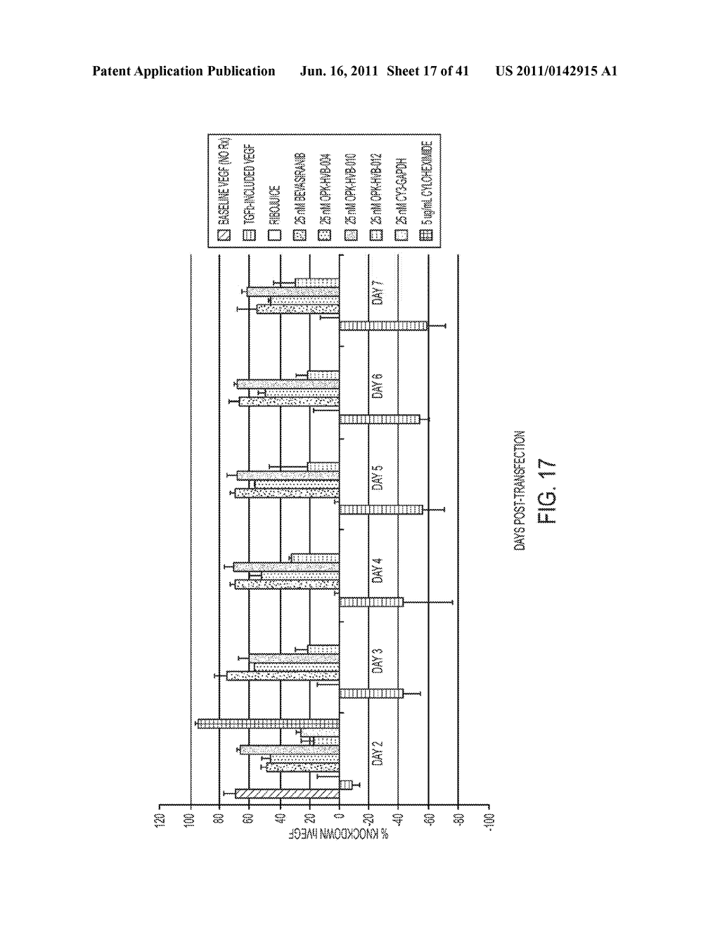 COMPOSITIONS AND METHODS FOR INHIBITION OF VEGF - diagram, schematic, and image 18