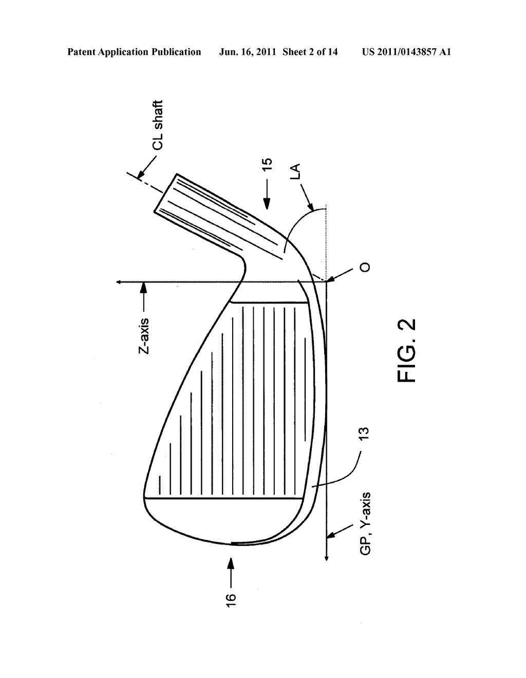 MULTI-MATERIAL GOLF CLUB HEAD - diagram, schematic, and image 03