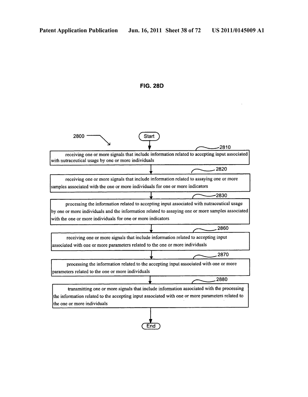 Methods and systems related to transmission of nutraceutical associatd     information - diagram, schematic, and image 39