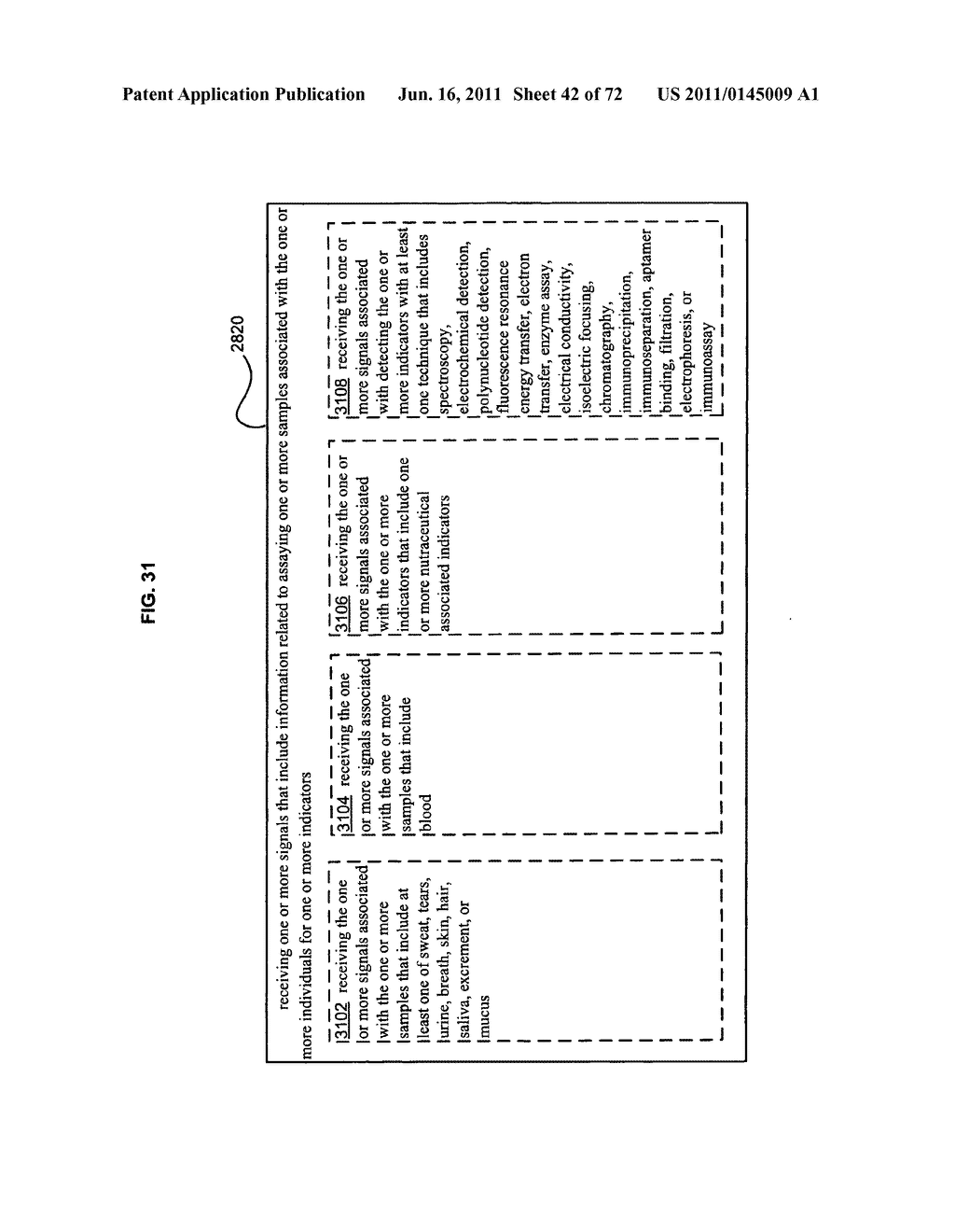 Methods and systems related to transmission of nutraceutical associatd     information - diagram, schematic, and image 43