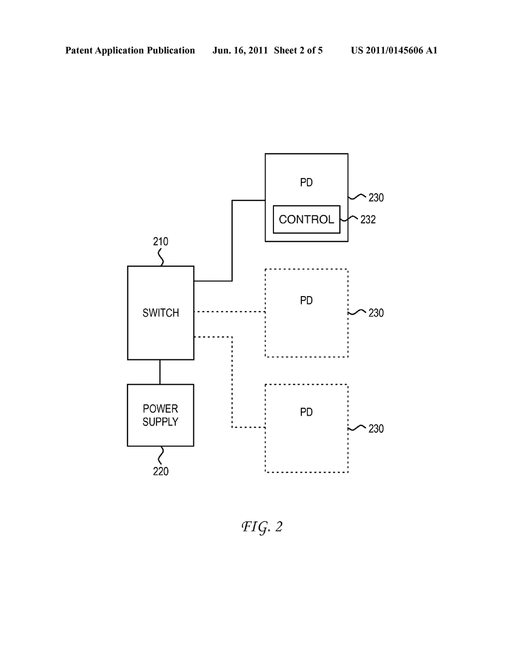 System and Method for Implementing Fairness in the Powering of Computing     Devices in a Power over Ethernet Application - diagram, schematic, and image 03