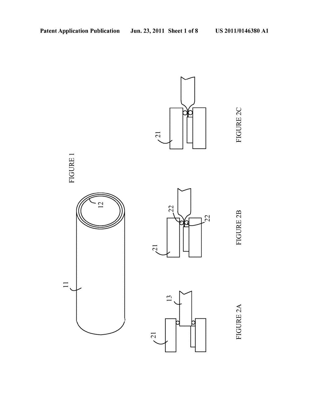 Capsule Injection System for Gas Chromatography - diagram