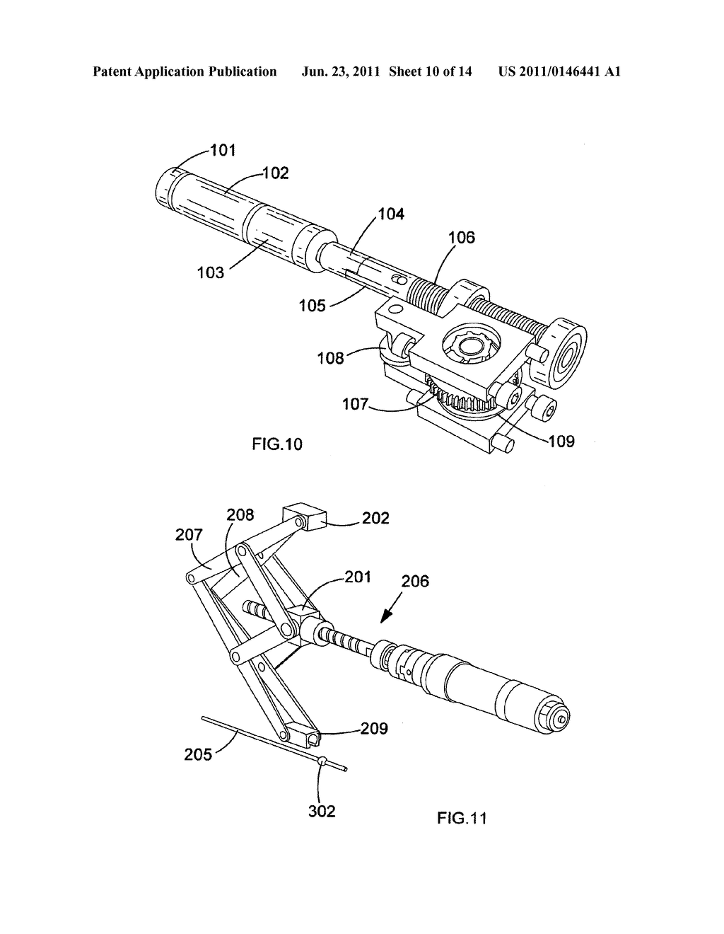 Release Mechanism For Robotic Arms - diagram, schematic, and image 11