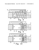 HYDRAULIC HINGE FOR FREESTANDING APPLIANCE diagram and image