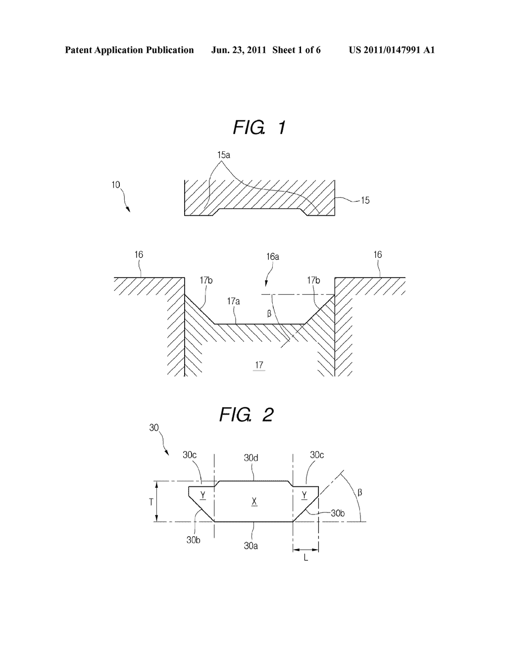 METHOD FOR MANUFACTURING A DISC BRAKE PAD - diagram, schematic, and image 02