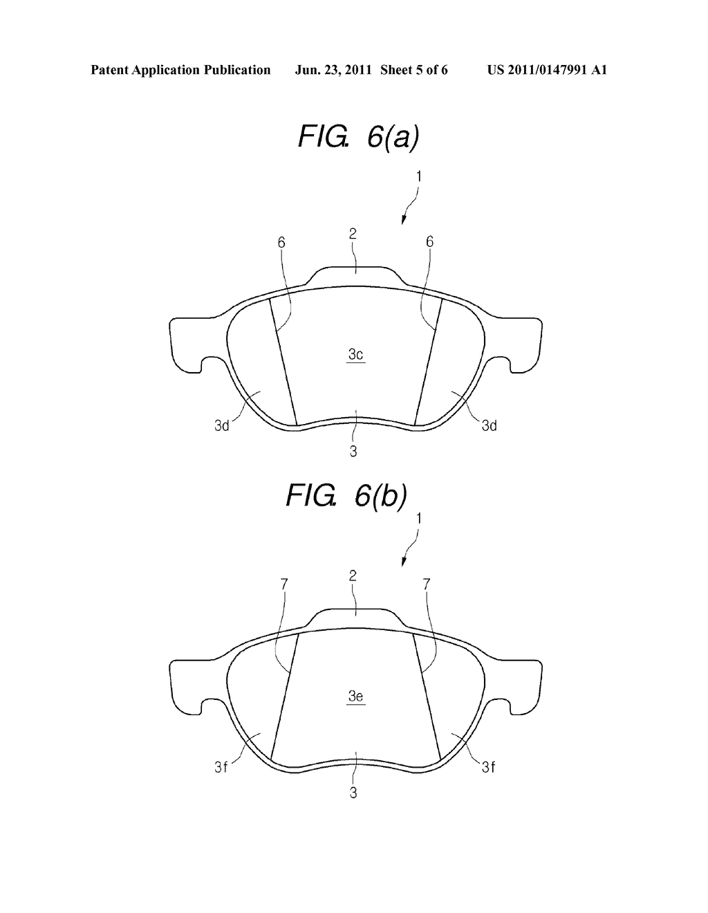 METHOD FOR MANUFACTURING A DISC BRAKE PAD - diagram, schematic, and image 06