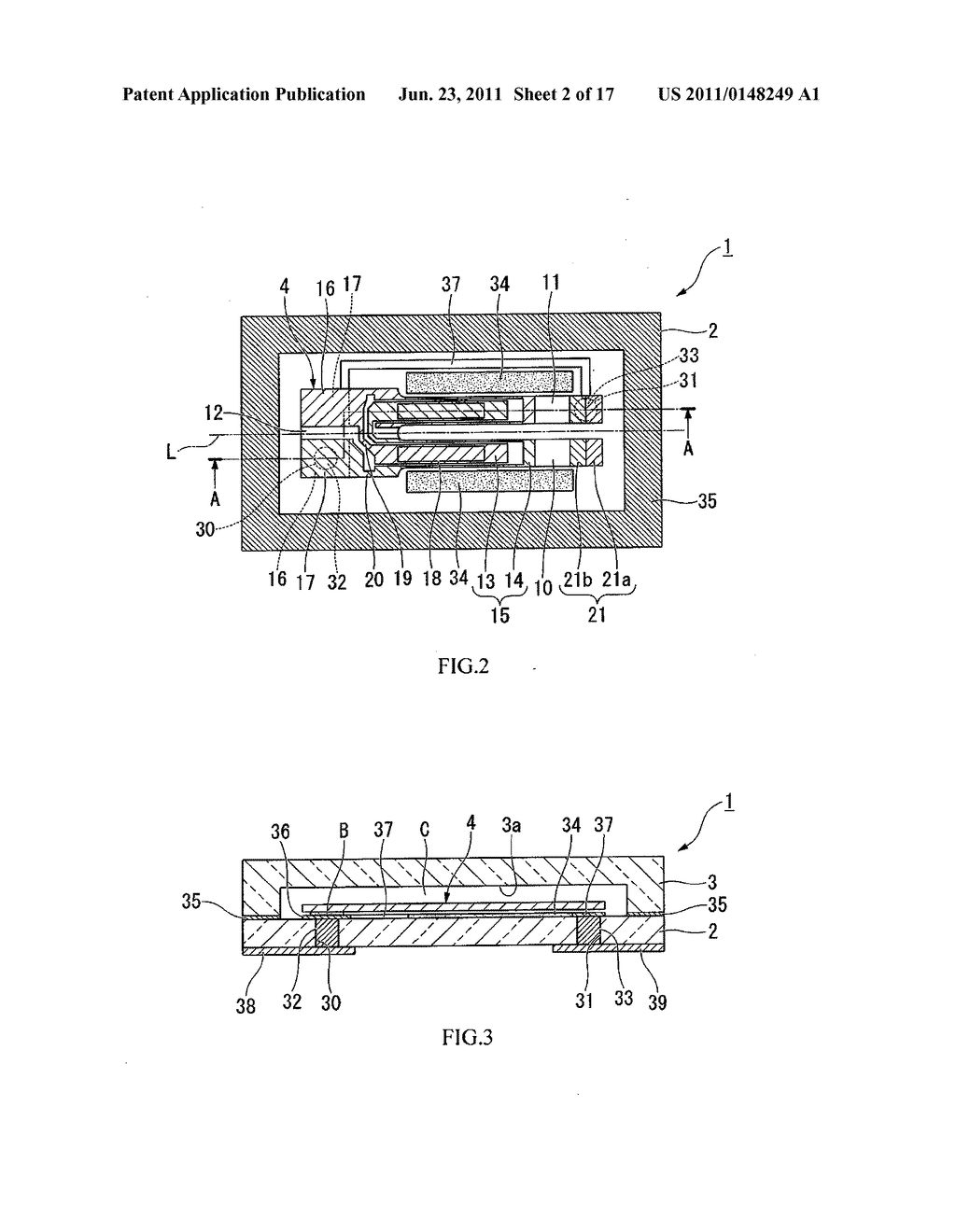 METHOD OF MANUFACTURING PIEZOELECTRIC VIBRATOR, PIEZOELECTRIC VIBRATOR,     OSCILLATOR, ELECTRONIC EQUIPMENT AND RADIO-CONTROLLED TIMEPIECE - diagram, schematic, and image 03