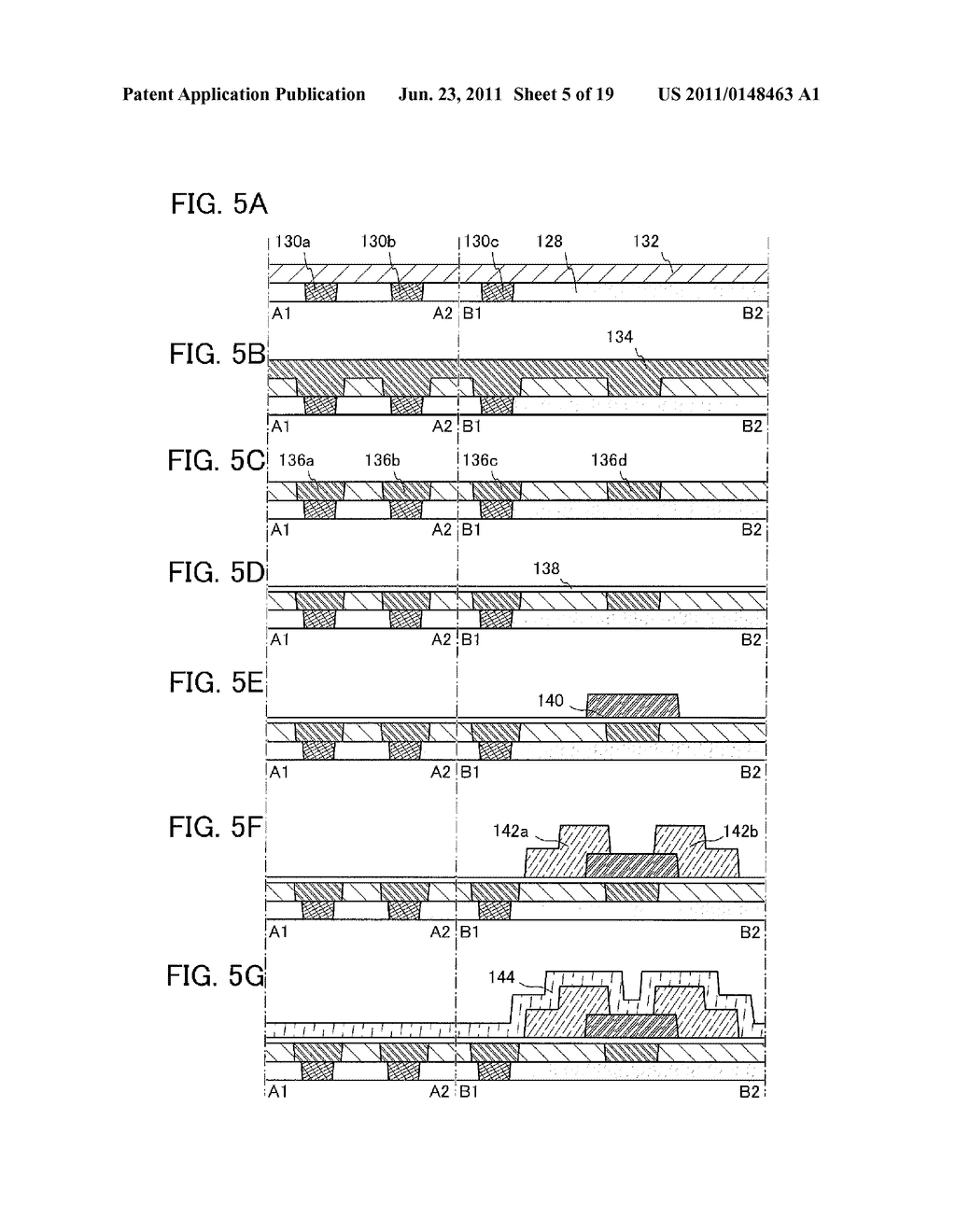 NON-VOLATILE LATCH CIRCUIT AND LOGIC CIRCUIT, AND SEMICONDUCTOR DEVICE     USING THE SAME - diagram, schematic, and image 06