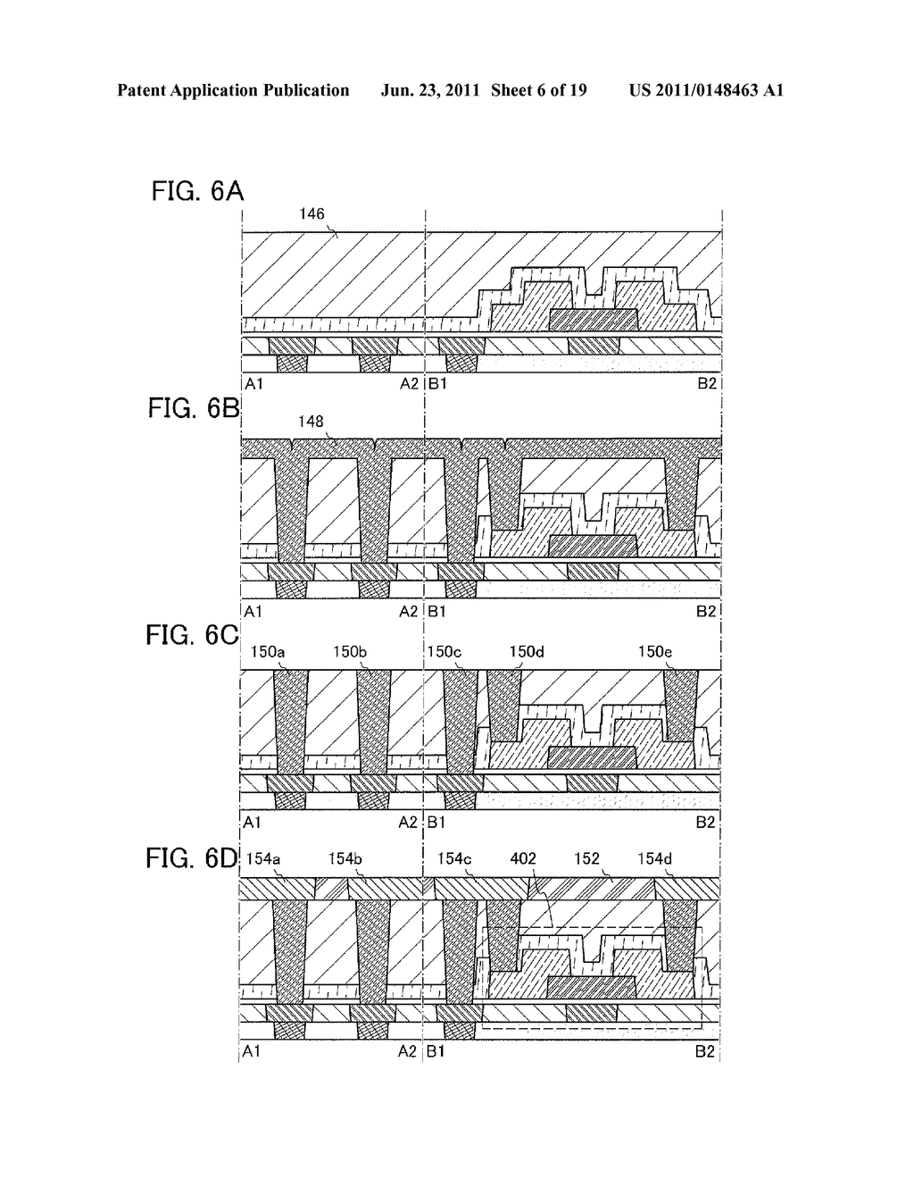 NON-VOLATILE LATCH CIRCUIT AND LOGIC CIRCUIT, AND SEMICONDUCTOR DEVICE     USING THE SAME - diagram, schematic, and image 07