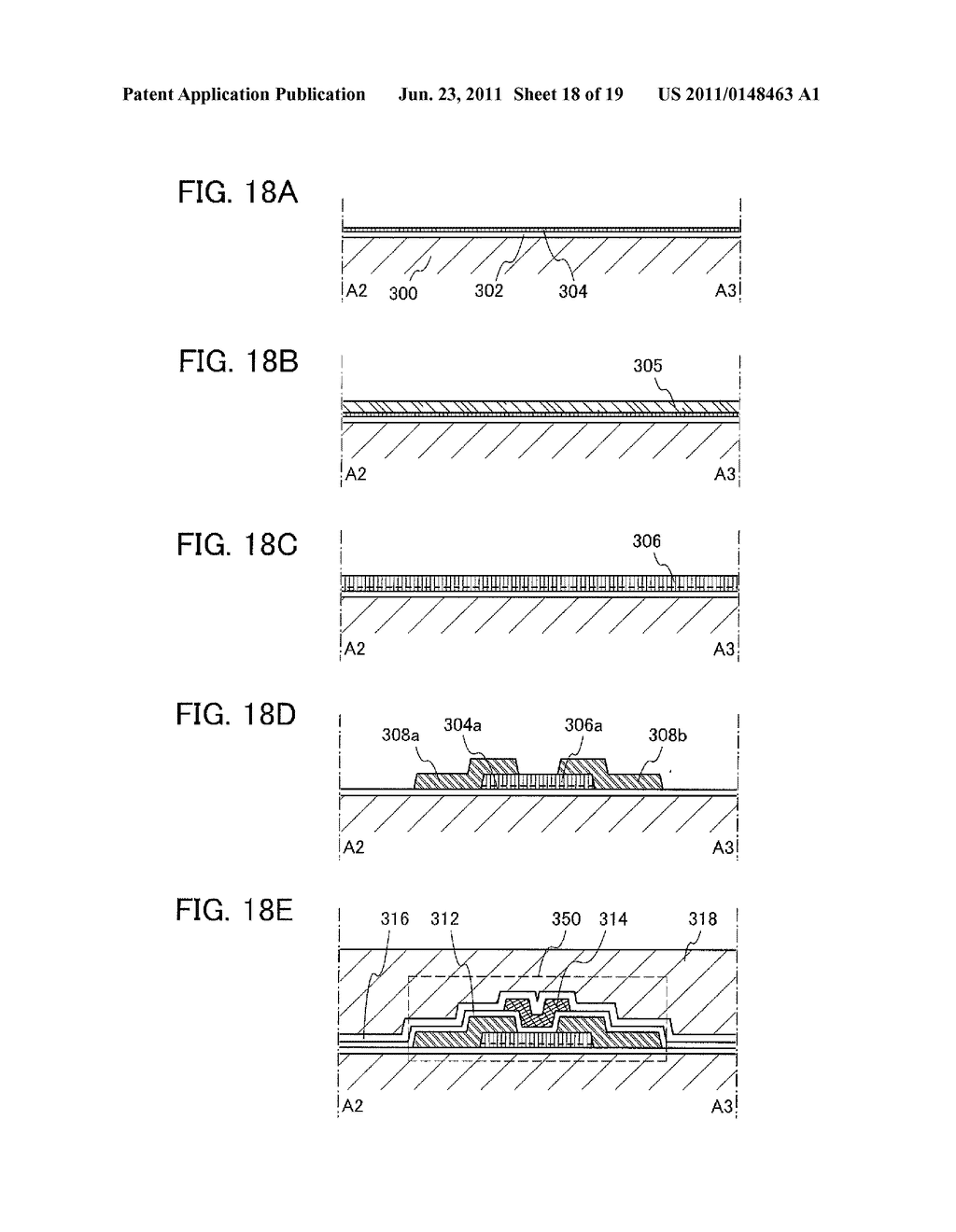 NON-VOLATILE LATCH CIRCUIT AND LOGIC CIRCUIT, AND SEMICONDUCTOR DEVICE     USING THE SAME - diagram, schematic, and image 19