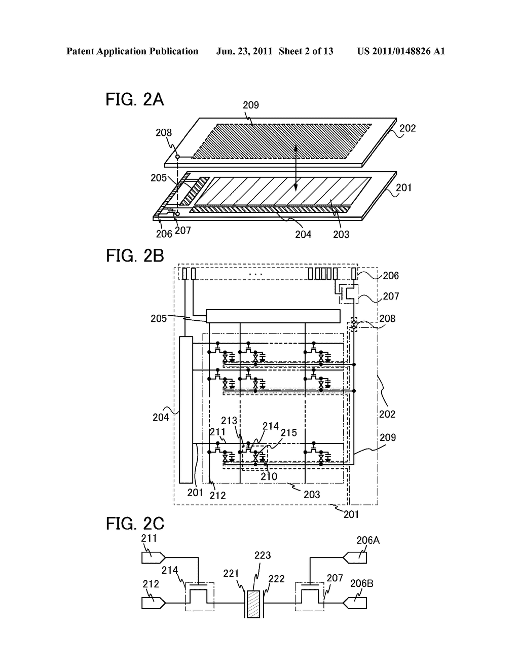 METHOD FOR DRIVING LIQUID CRYSTAL DISPLAY DEVICE - diagram, schematic, and image 03