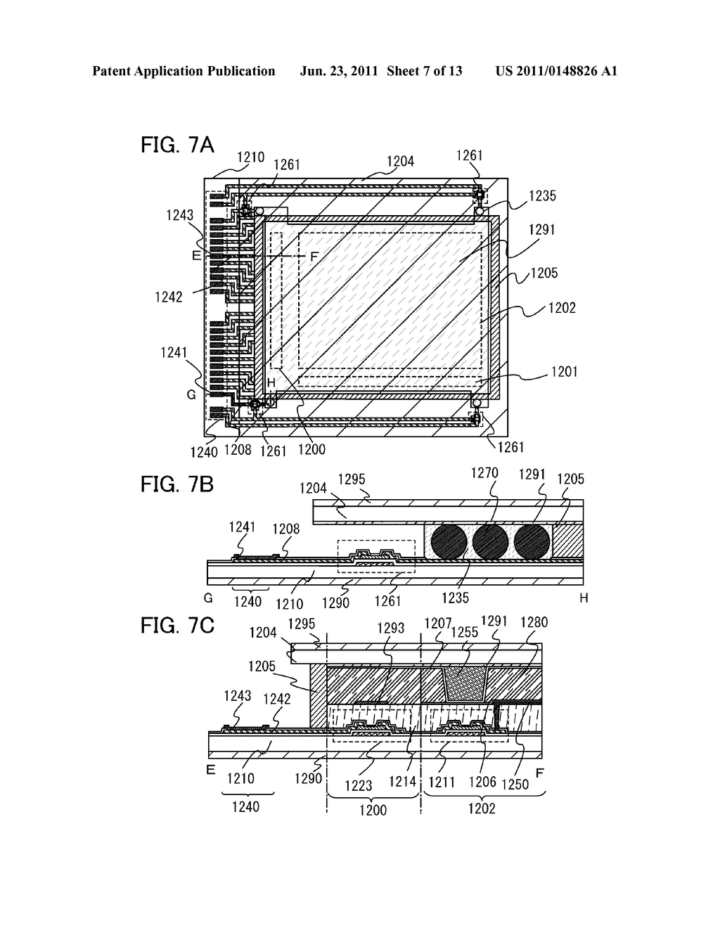 METHOD FOR DRIVING LIQUID CRYSTAL DISPLAY DEVICE - diagram, schematic, and image 08