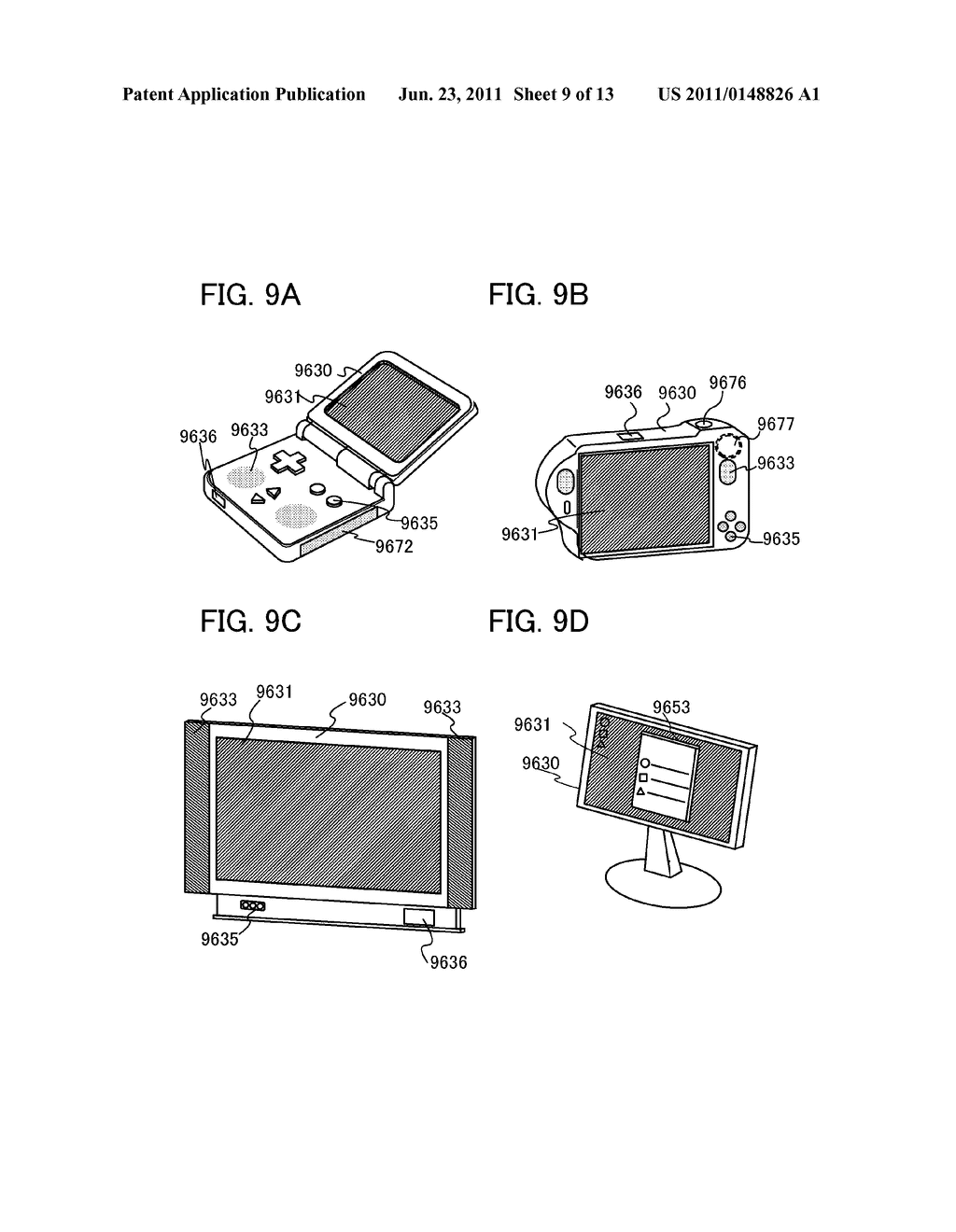 METHOD FOR DRIVING LIQUID CRYSTAL DISPLAY DEVICE - diagram, schematic, and image 10