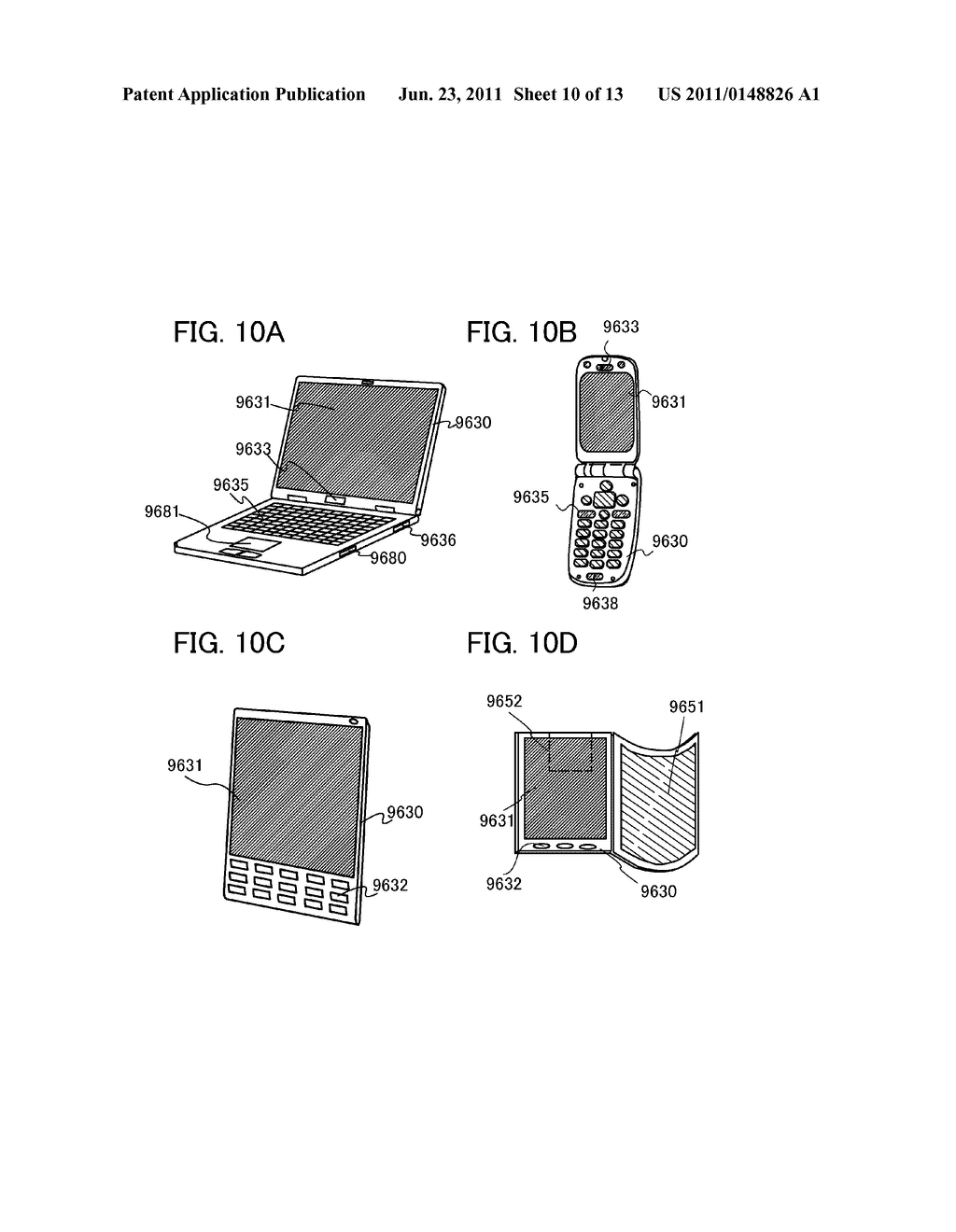 METHOD FOR DRIVING LIQUID CRYSTAL DISPLAY DEVICE - diagram, schematic, and image 11