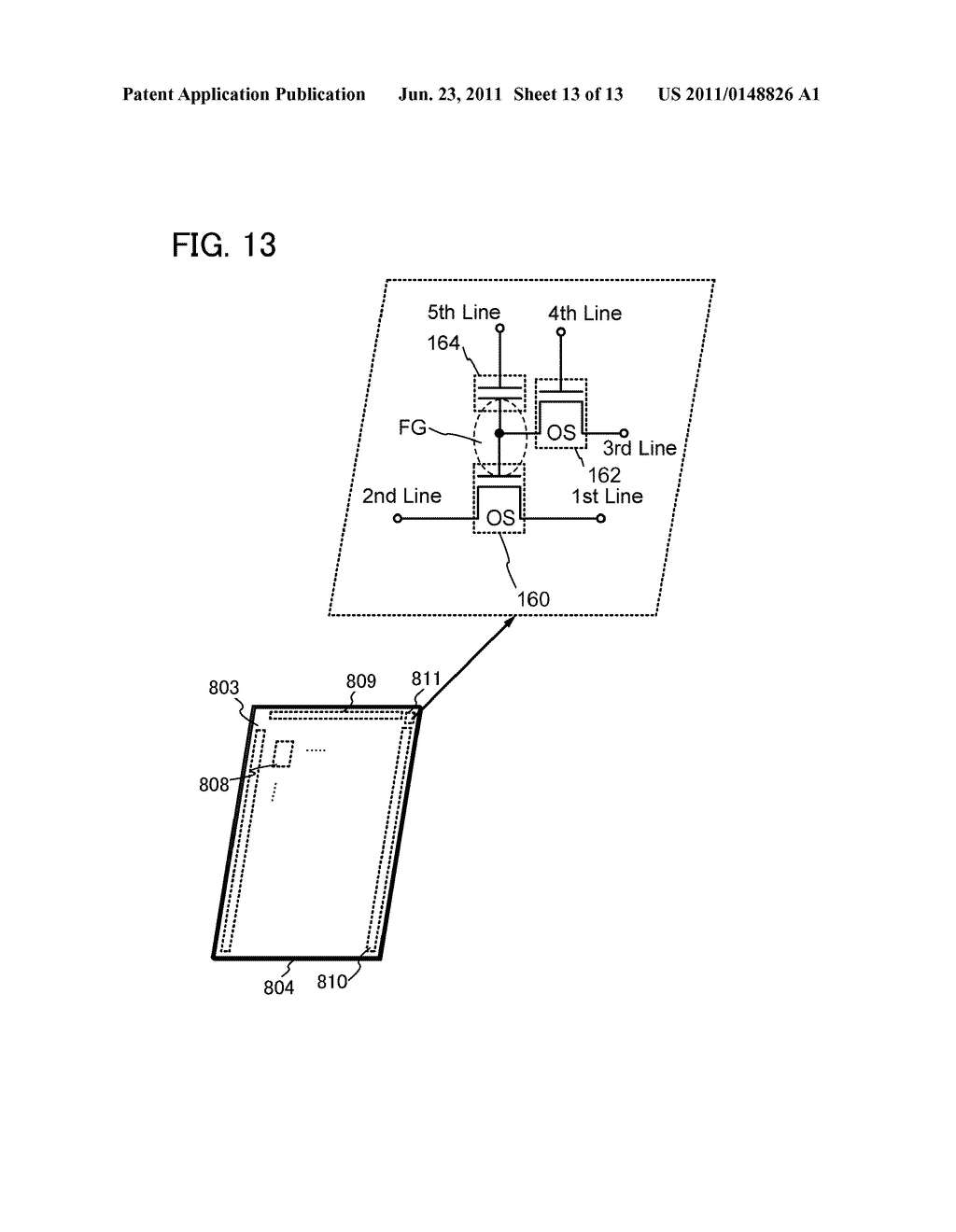 METHOD FOR DRIVING LIQUID CRYSTAL DISPLAY DEVICE - diagram, schematic, and image 14
