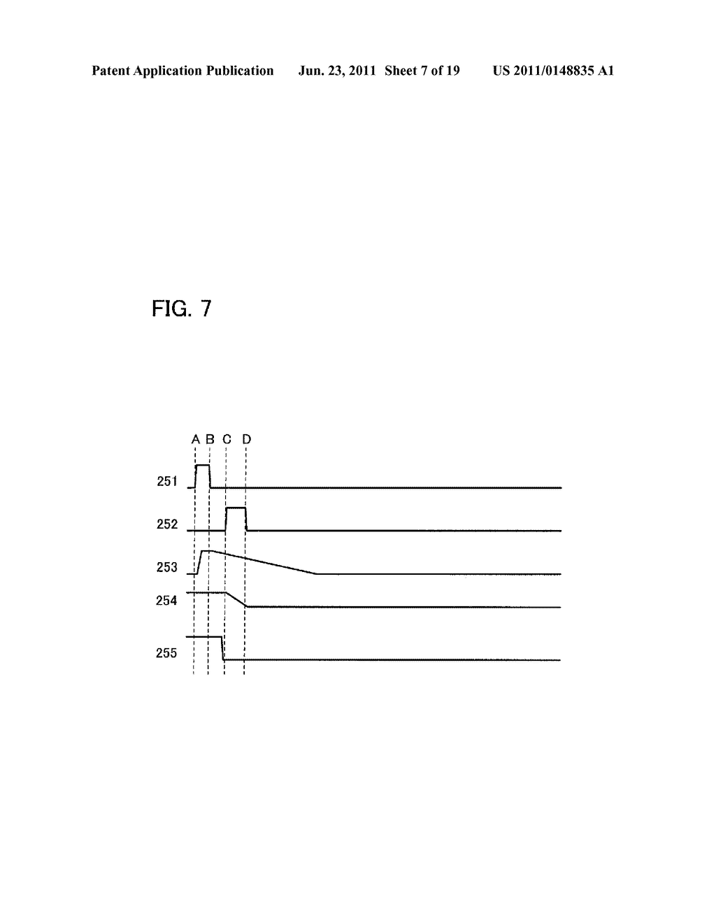 DISPLAY DEVICE INCLUDING OPTICAL SENSOR AND DRIVING METHOD THEREOF - diagram, schematic, and image 08