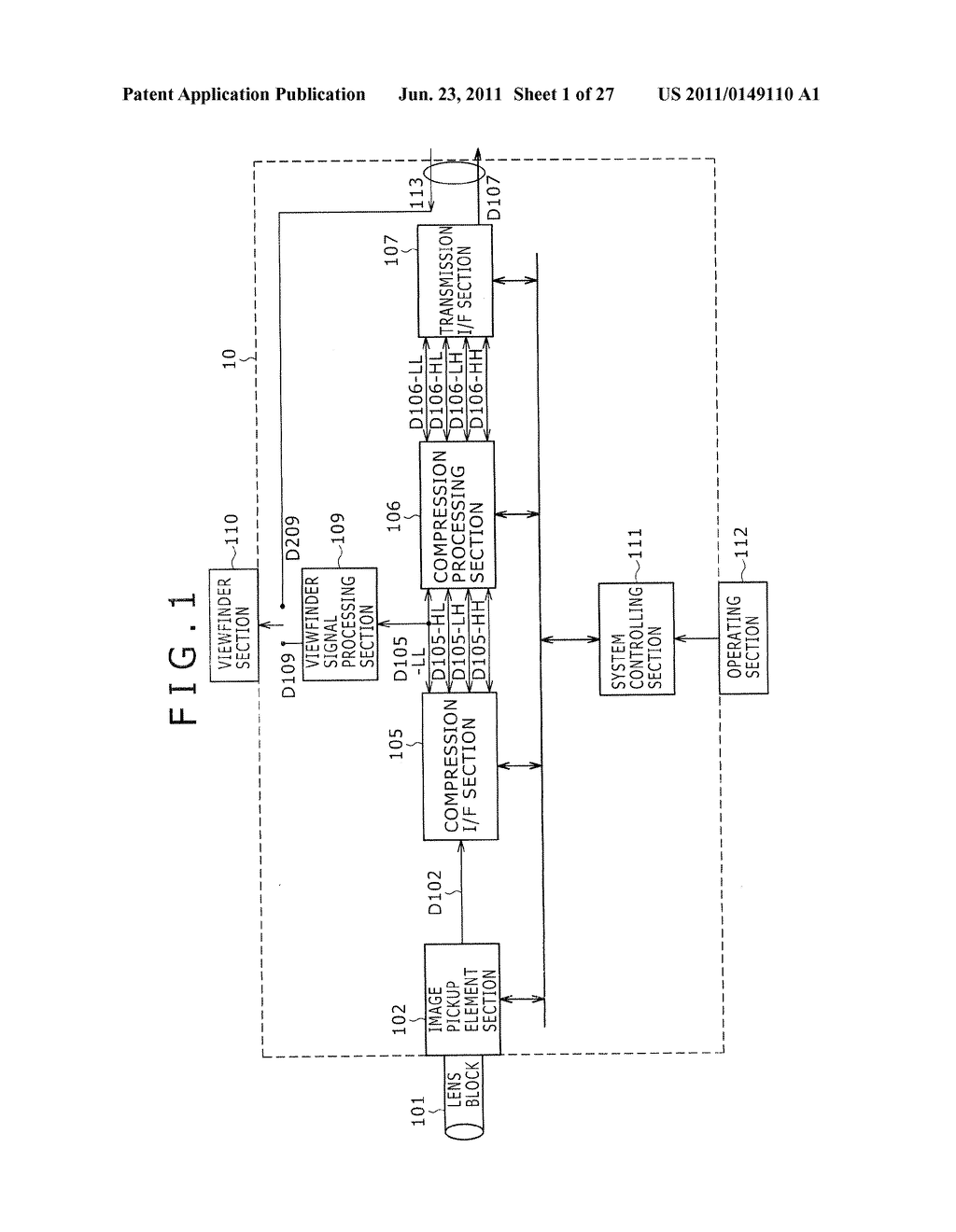 CAMERA SYSTEM AND IMAGE PROCESSING METHOD - diagram, schematic, and image 02