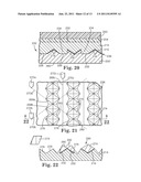 COMPOUND MOLD AND STRUCTURED SURFACE ARTICLES CONTAINING GEOMETRIC     STRUCTURES WITH COMPOUND FACES AND METHOD OF MAKING SAME diagram and image