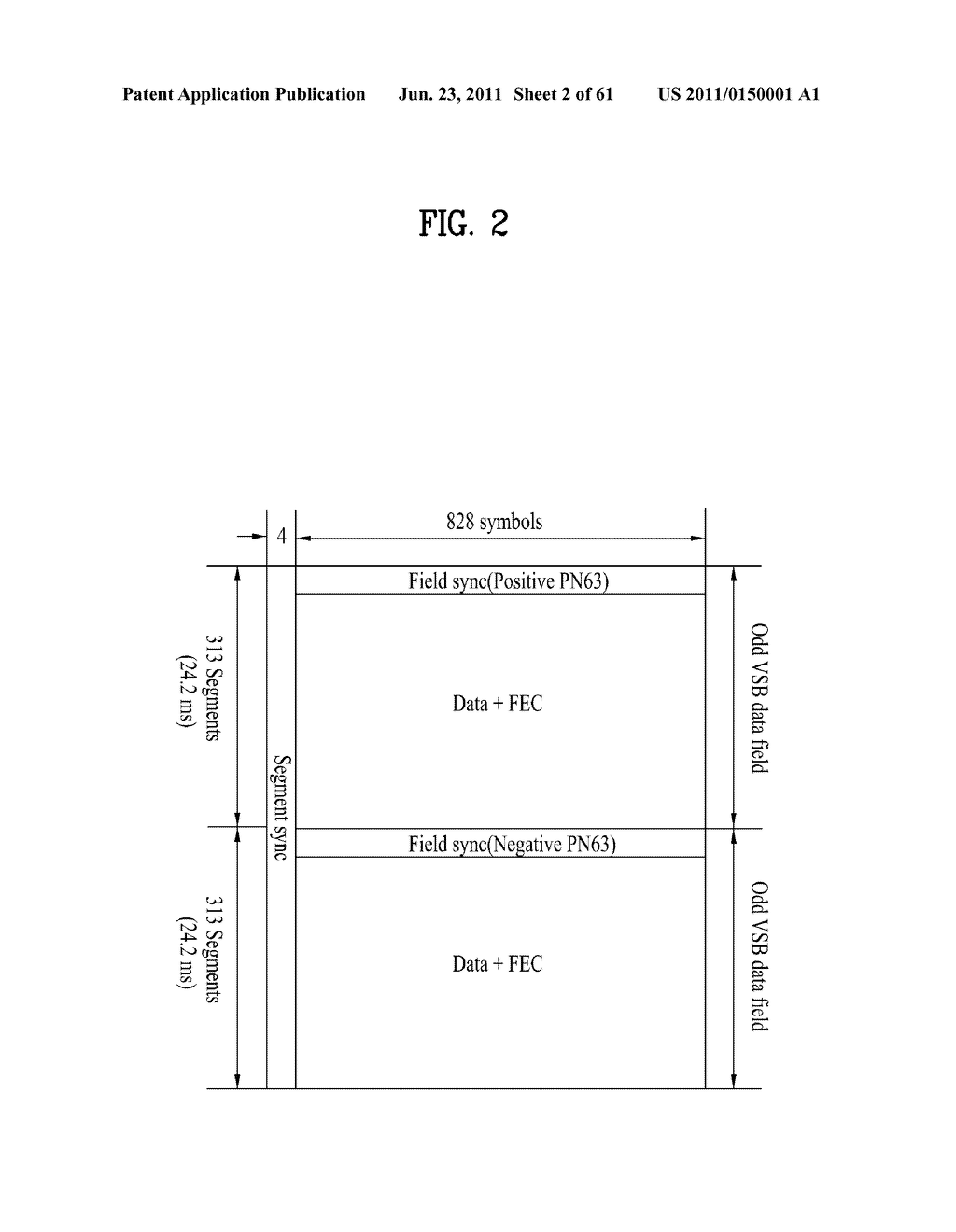 TRANSMITTING SYSTEM AND METHOD FOR TRANSMITTING DIGITAL BROADCAST SIGNAL - diagram, schematic, and image 03