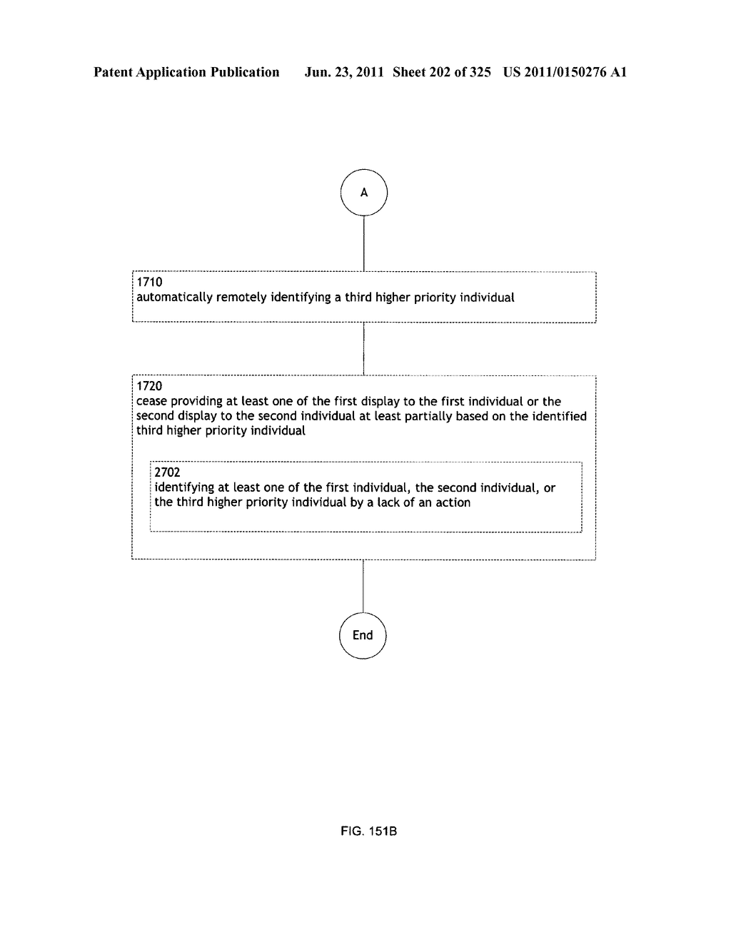Identifying a characteristic of an individual utilizing facial recognition     and providing a display for the individual - diagram, schematic, and image 203