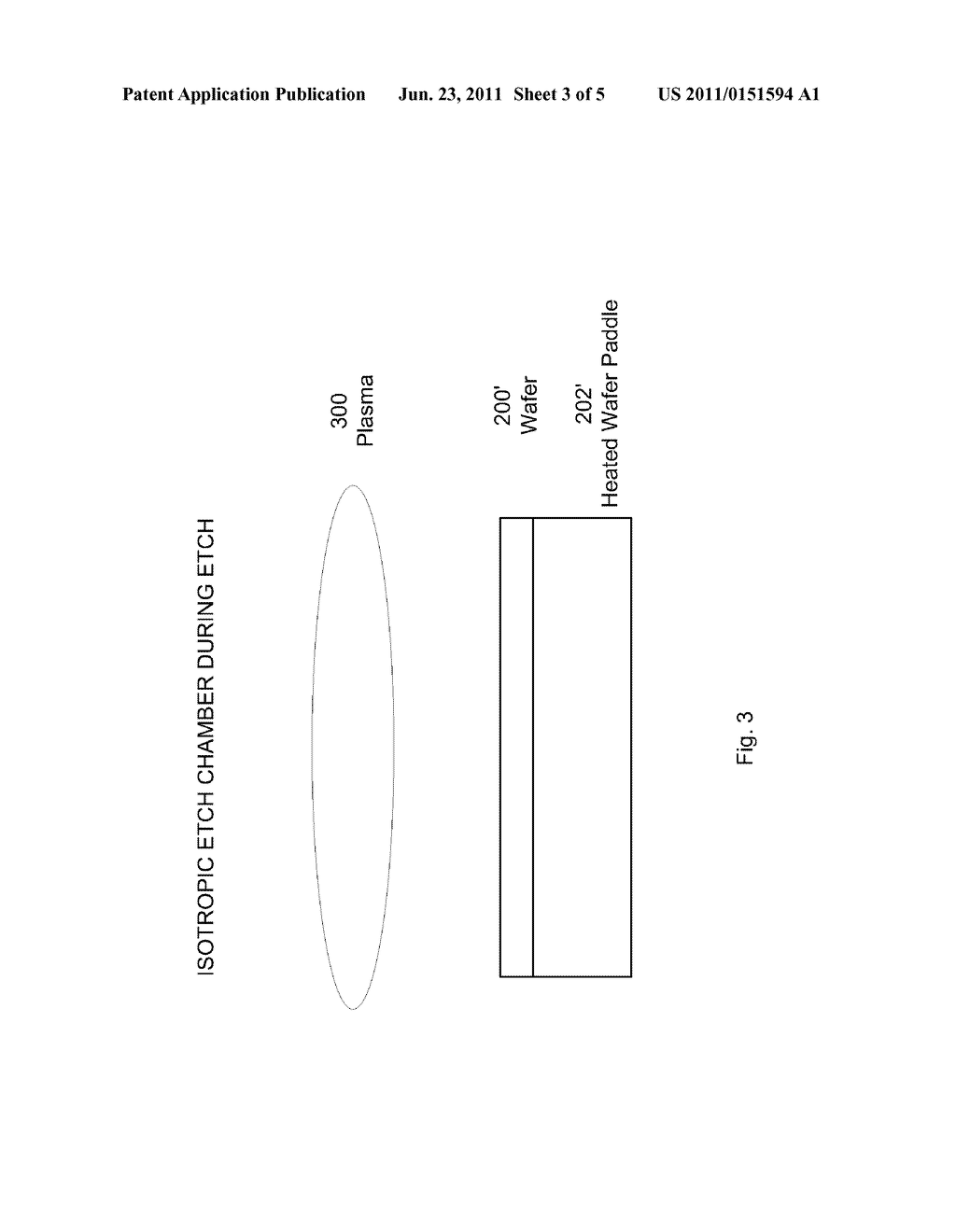 METHOD AND SYSTEM FOR CONTROLLED ISOTROPIC ETCHING ON A PLURALITY OF ETCH     SYSTEMS - diagram, schematic, and image 04