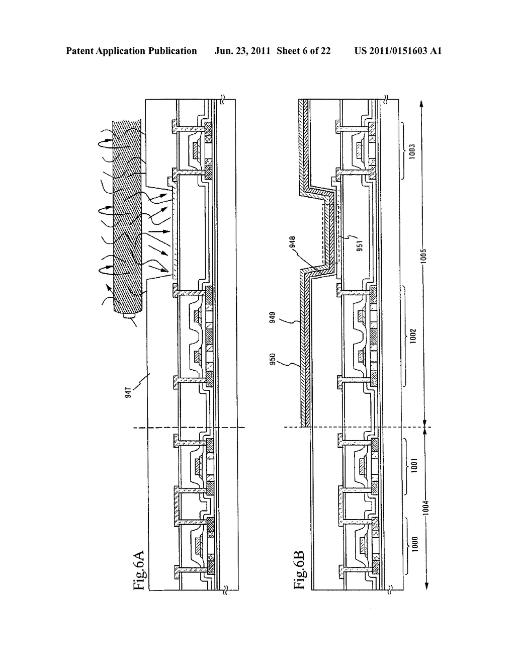LIGHT EMITTING APPARATUS AND METHOD OF MANUFACTURING THE SAME - diagram, schematic, and image 07
