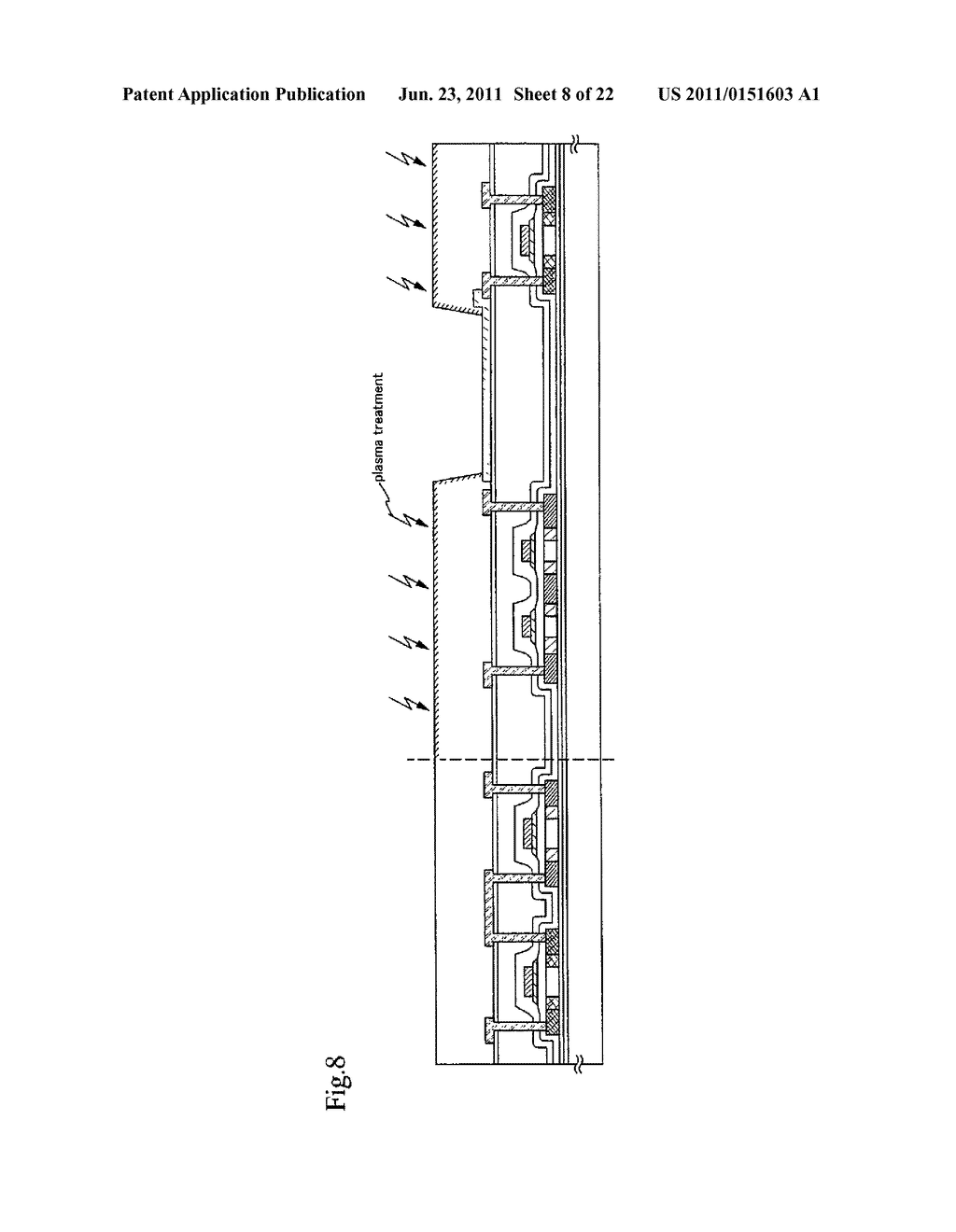 LIGHT EMITTING APPARATUS AND METHOD OF MANUFACTURING THE SAME - diagram, schematic, and image 09