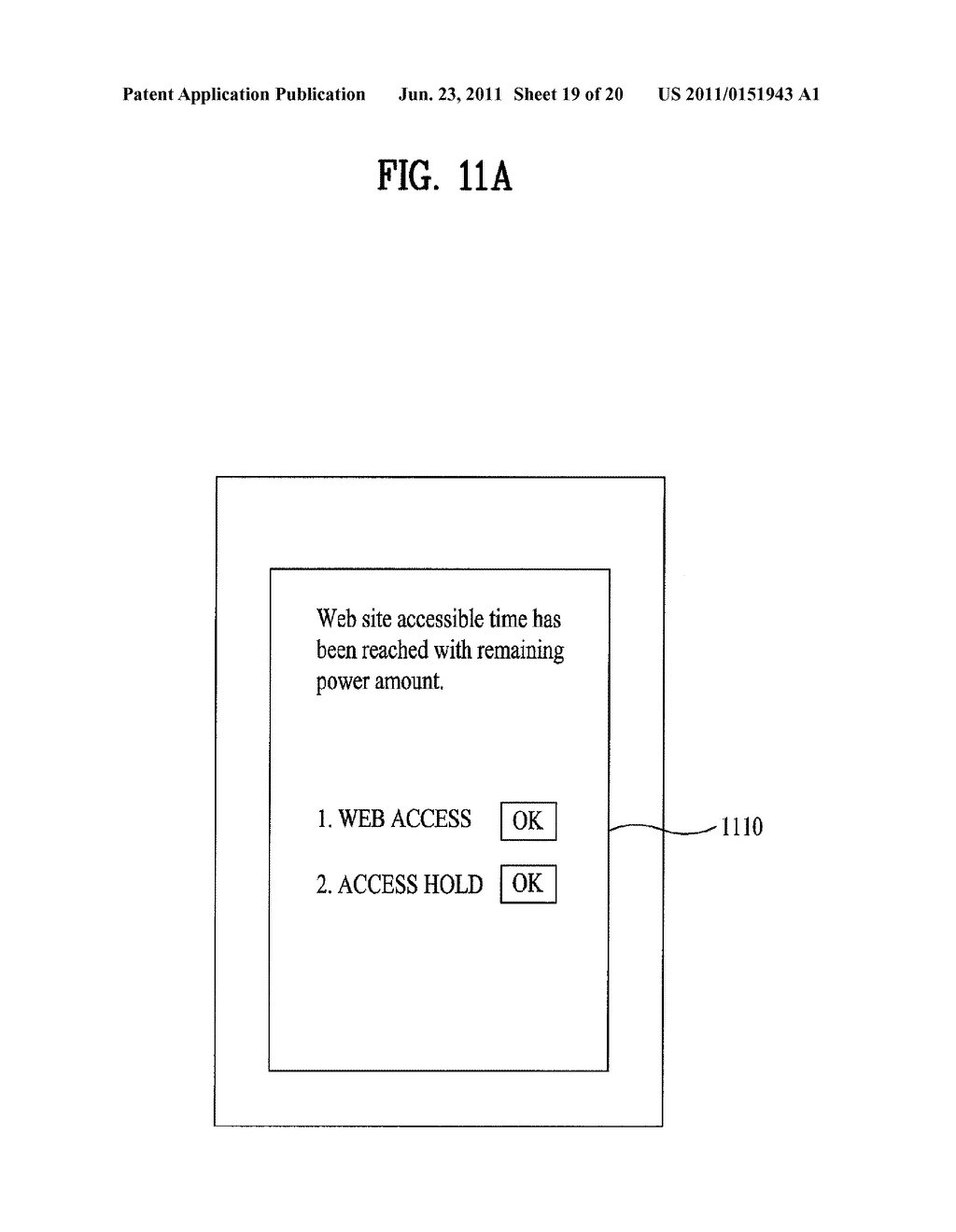 MOBILE TERMINAL AND METHOD FOR CONTROLLING CHARGING THEREOF - diagram, schematic, and image 20