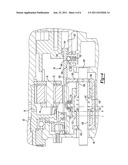 HYDRAULICALLY SHIFTED TWO-SPEED ON-DEMAND TRANSFER CASE diagram and image