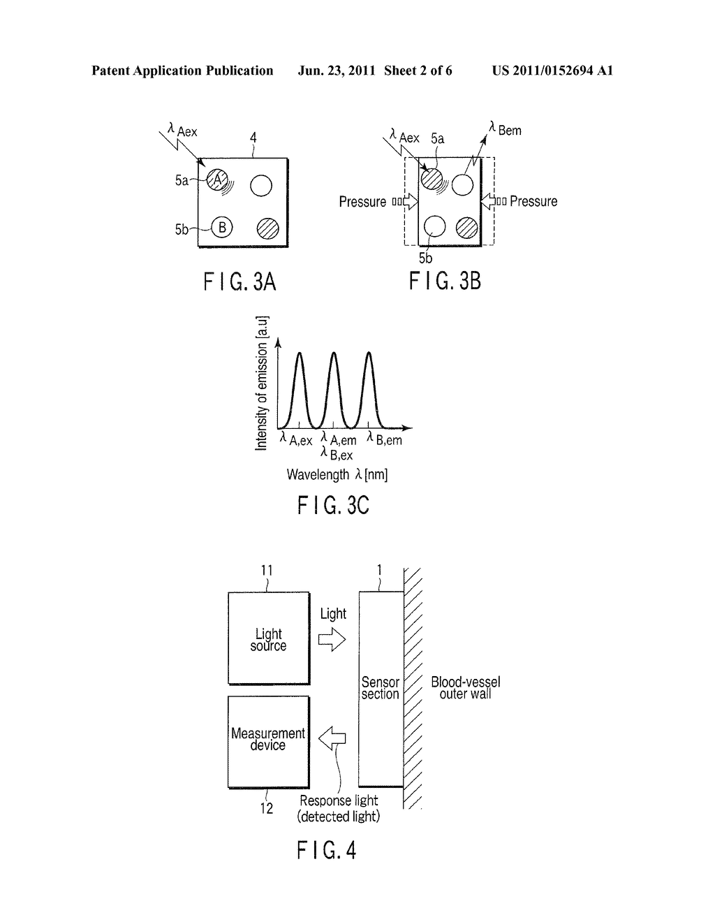 BLOOD-PRESSURE SENSOR, MANUFACTURING METHOD THEREOF, AND BLOOD-PRESSURE     SENSOR SYSTEM - diagram, schematic, and image 03
