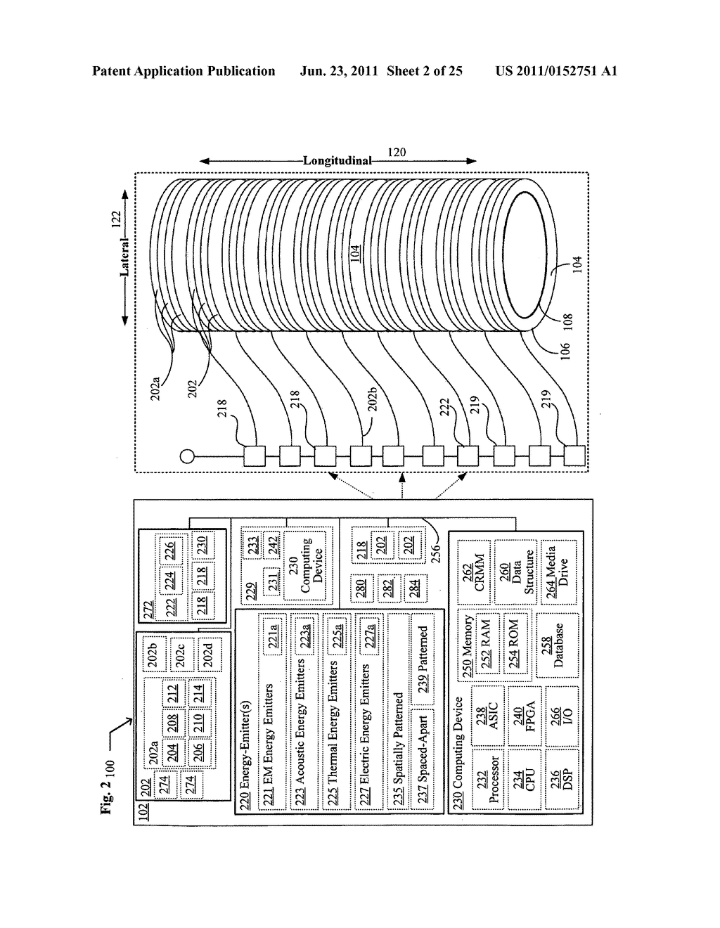Systems, devices, and methods including catheters having UV-Energy     emitting coatings - diagram, schematic, and image 03