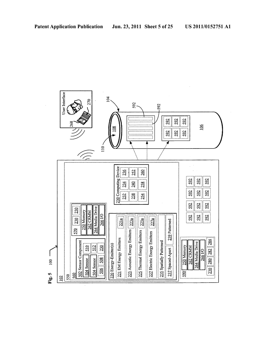 Systems, devices, and methods including catheters having UV-Energy     emitting coatings - diagram, schematic, and image 06