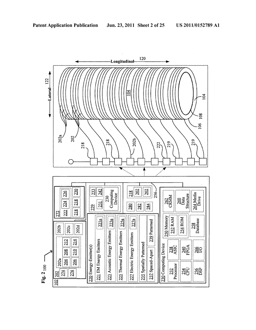 Systems, devices, and methods including catheters having components that     are actively controllable between two or more wettability states - diagram, schematic, and image 03