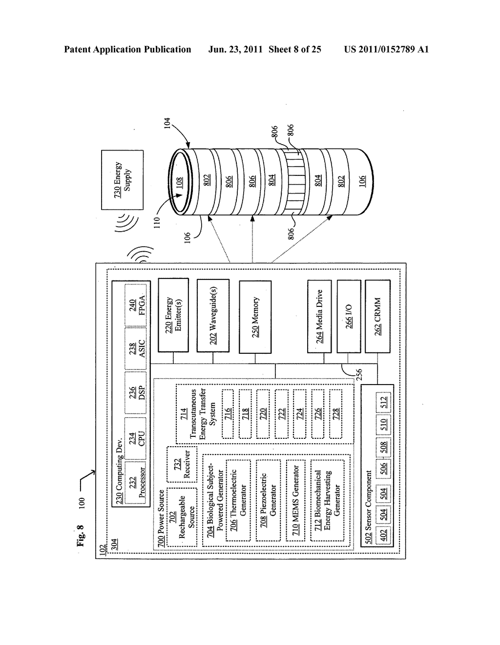 Systems, devices, and methods including catheters having components that     are actively controllable between two or more wettability states - diagram, schematic, and image 09