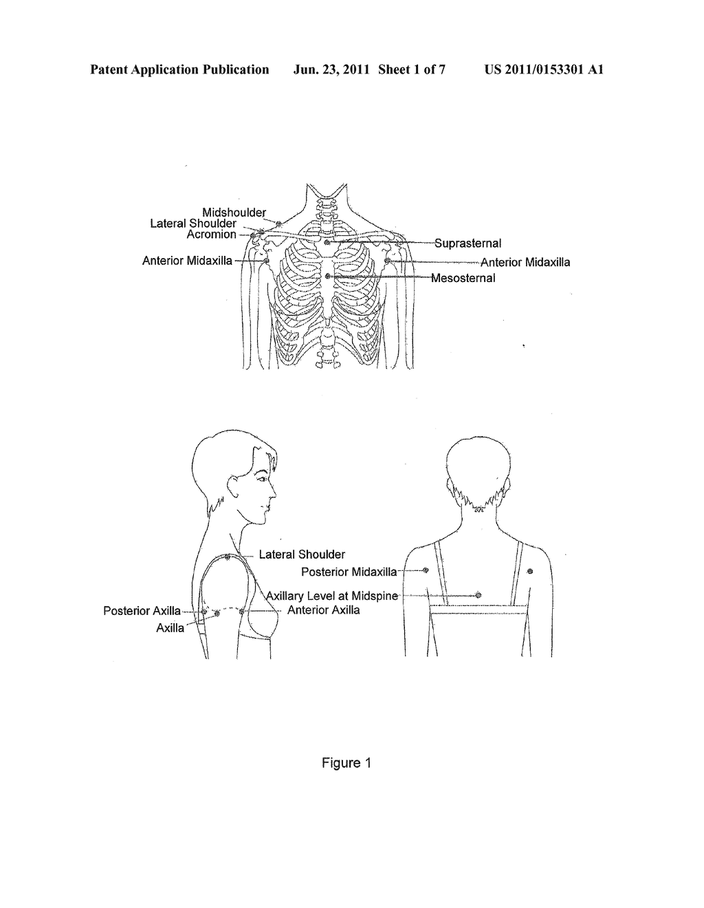 Method for Taking Body Measurements with Digital Clothing - diagram, schematic, and image 02