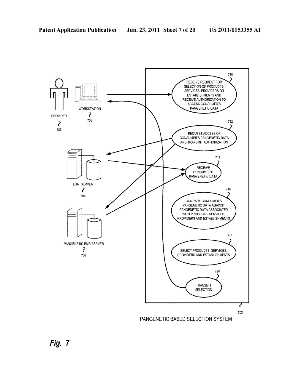 System for Secure Mobile Healthcare Selection - diagram, schematic, and image 08