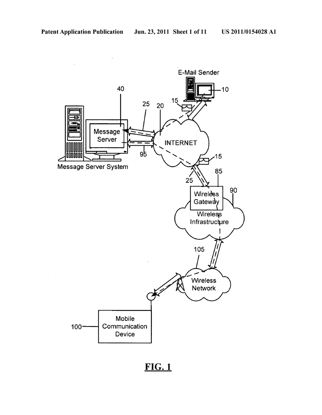 SYSTEM AND METHOD FOR ADMINISTERING DIGITAL CERTIFICATE CHECKING - diagram, schematic, and image 02
