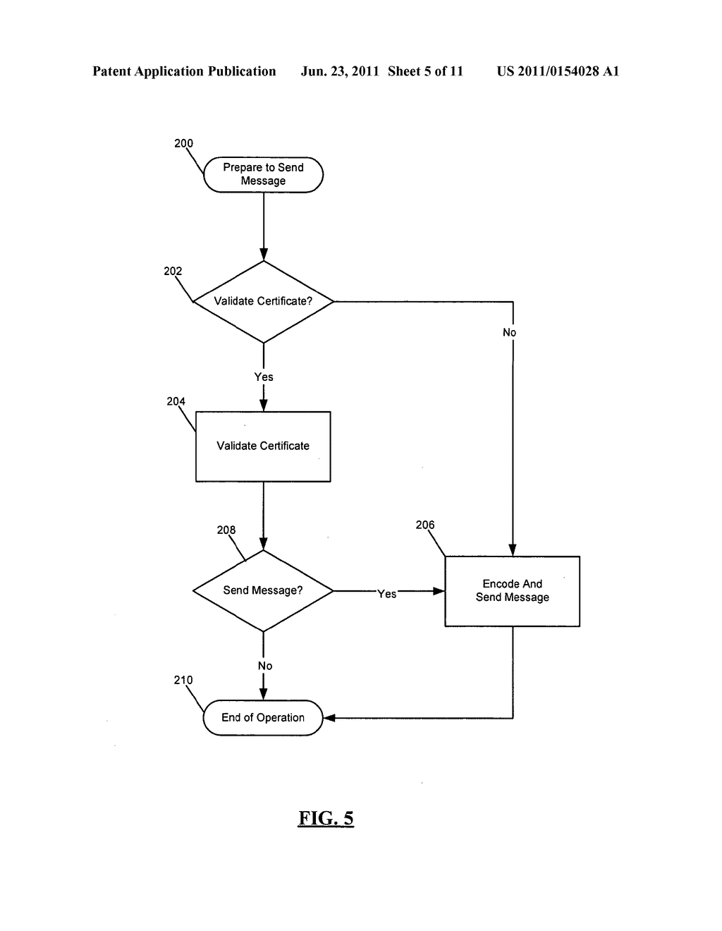 SYSTEM AND METHOD FOR ADMINISTERING DIGITAL CERTIFICATE CHECKING - diagram, schematic, and image 06