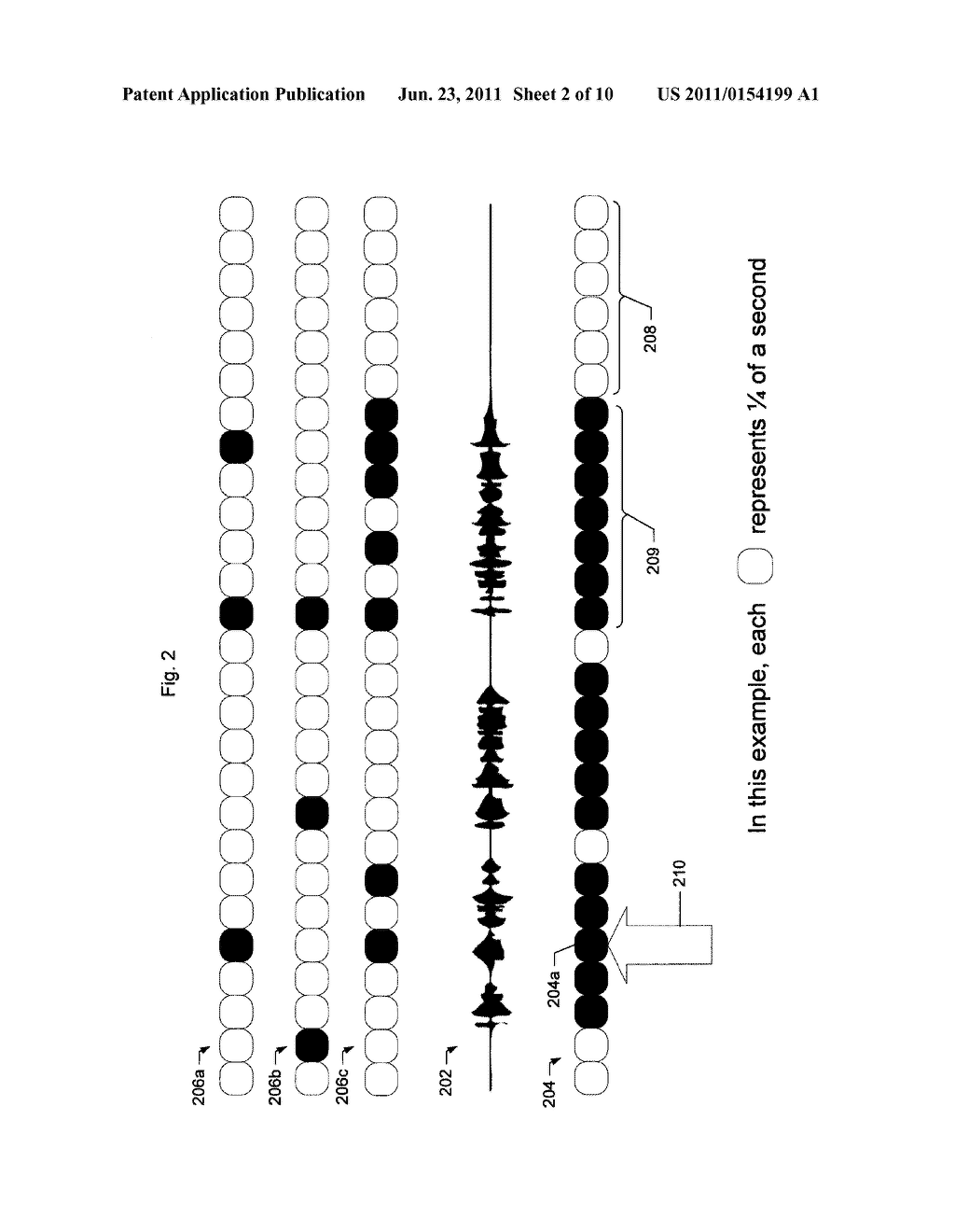 Method of Playing An Enriched Audio File - diagram, schematic, and image 03