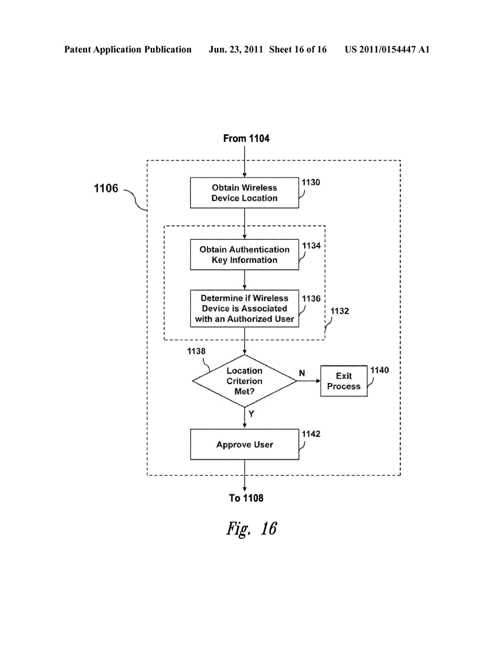 SYSTEMS AND METHODS FOR AUTHENTICATING A USER OF A COMPUTER APPLICATION,     NETWORK, OR DEVICE USING A WIRELESS DEVICE - diagram, schematic, and image 17