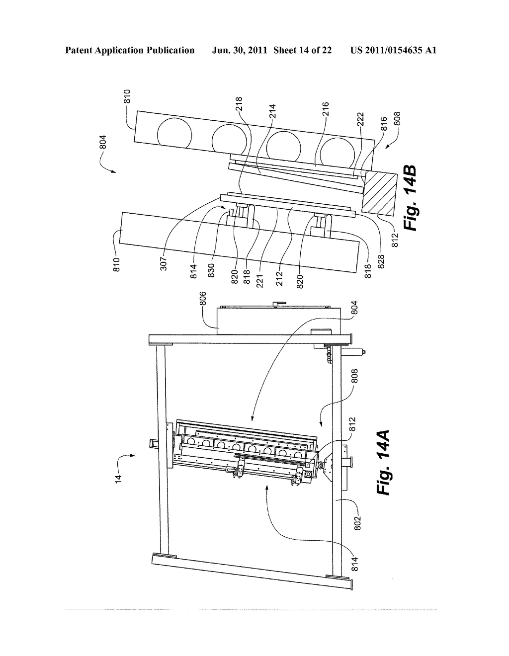 METHODS AND EQUIPMENT FOR ASSEMBLING TRIPLE-PANE INSULATING GLASS UNITS - diagram, schematic, and image 15