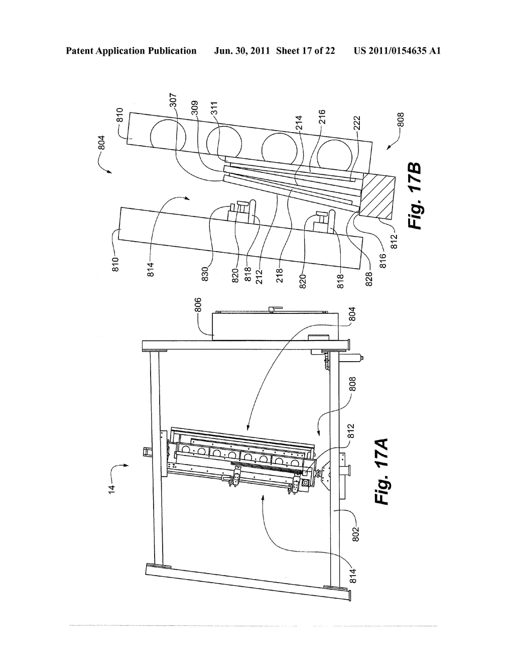 METHODS AND EQUIPMENT FOR ASSEMBLING TRIPLE-PANE INSULATING GLASS UNITS - diagram, schematic, and image 18