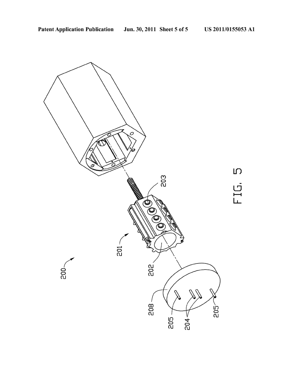APPARATUS FOR MAKING WORKING ELECTRODE OF DYE-SENSITIZED SOLAR CELL - diagram, schematic, and image 06